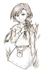 Iz a Flower
