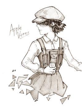 [OC] Apple Verns