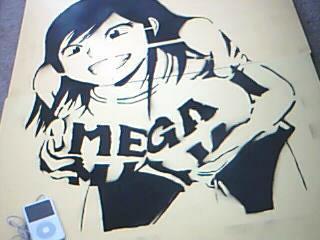 Tittymonster stencil BIG by animersmasta