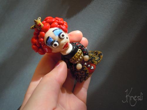 Red Queen by Kresli