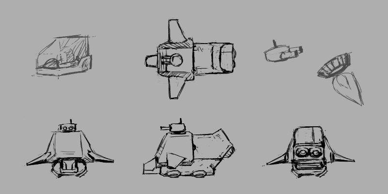 Airship concept by moxomo