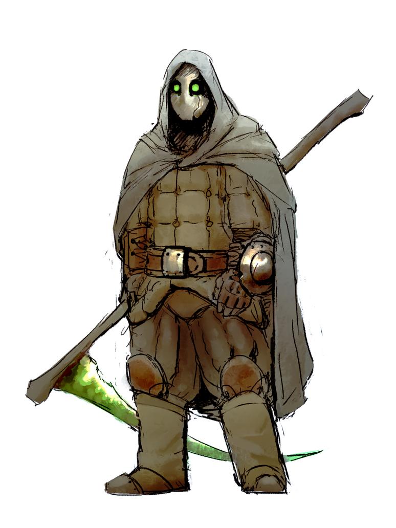 Reaper by moxomo