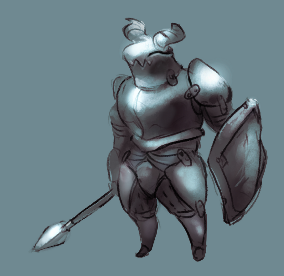 Dragon Armor by moxomo