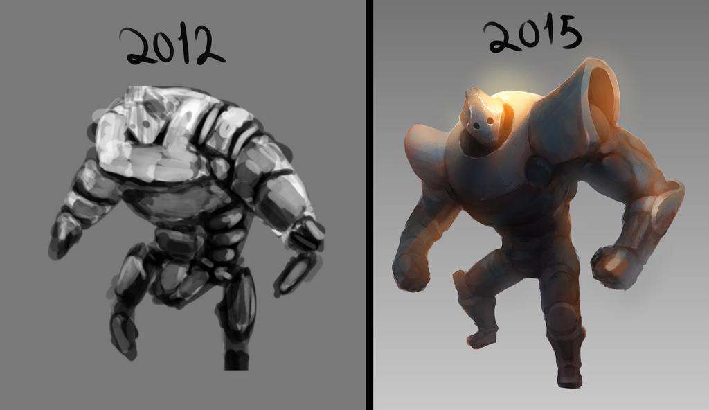 progress by moxomo