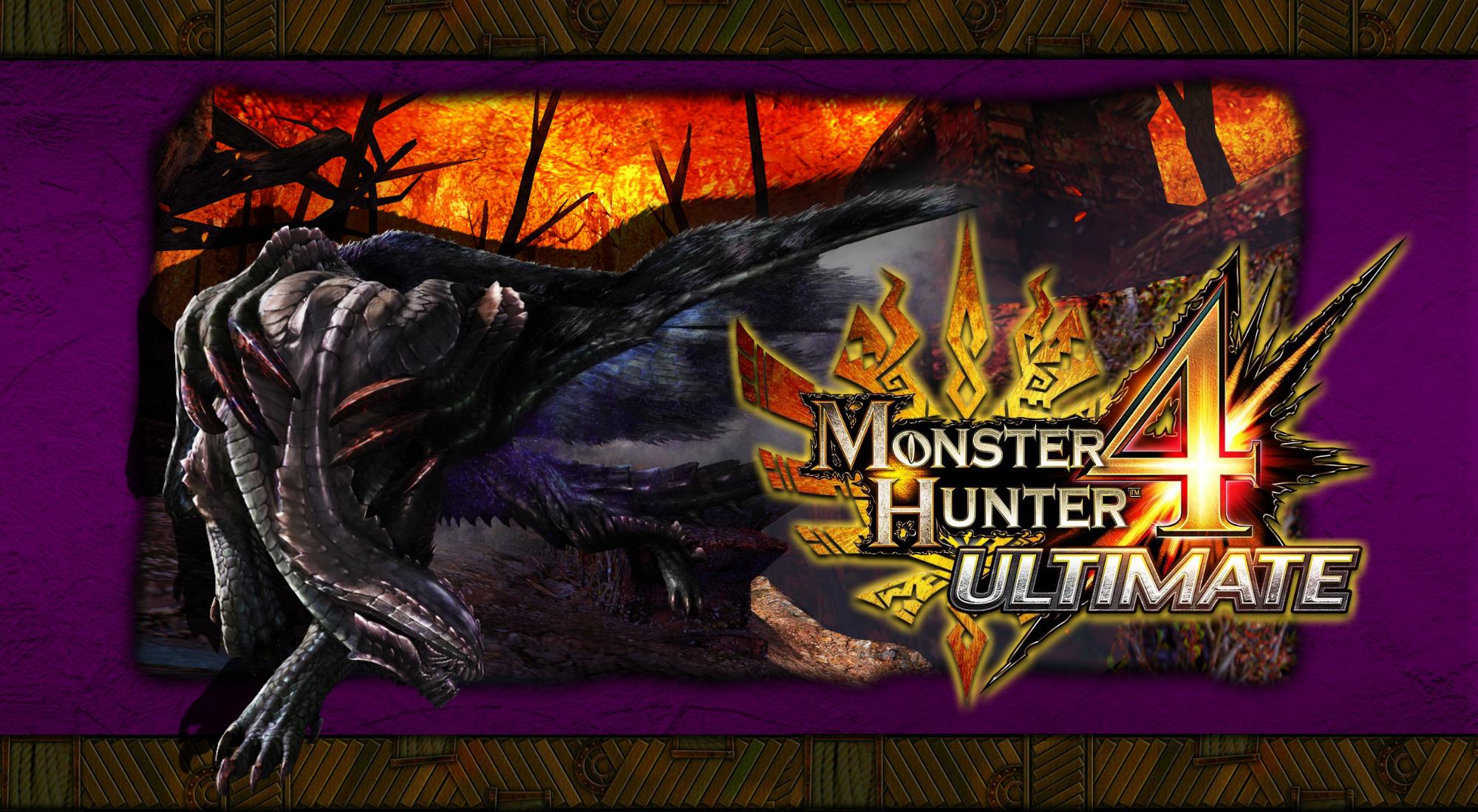 Monster Hunter 4 Ultimate Gore Magala Wallpaper By Dakidgaming