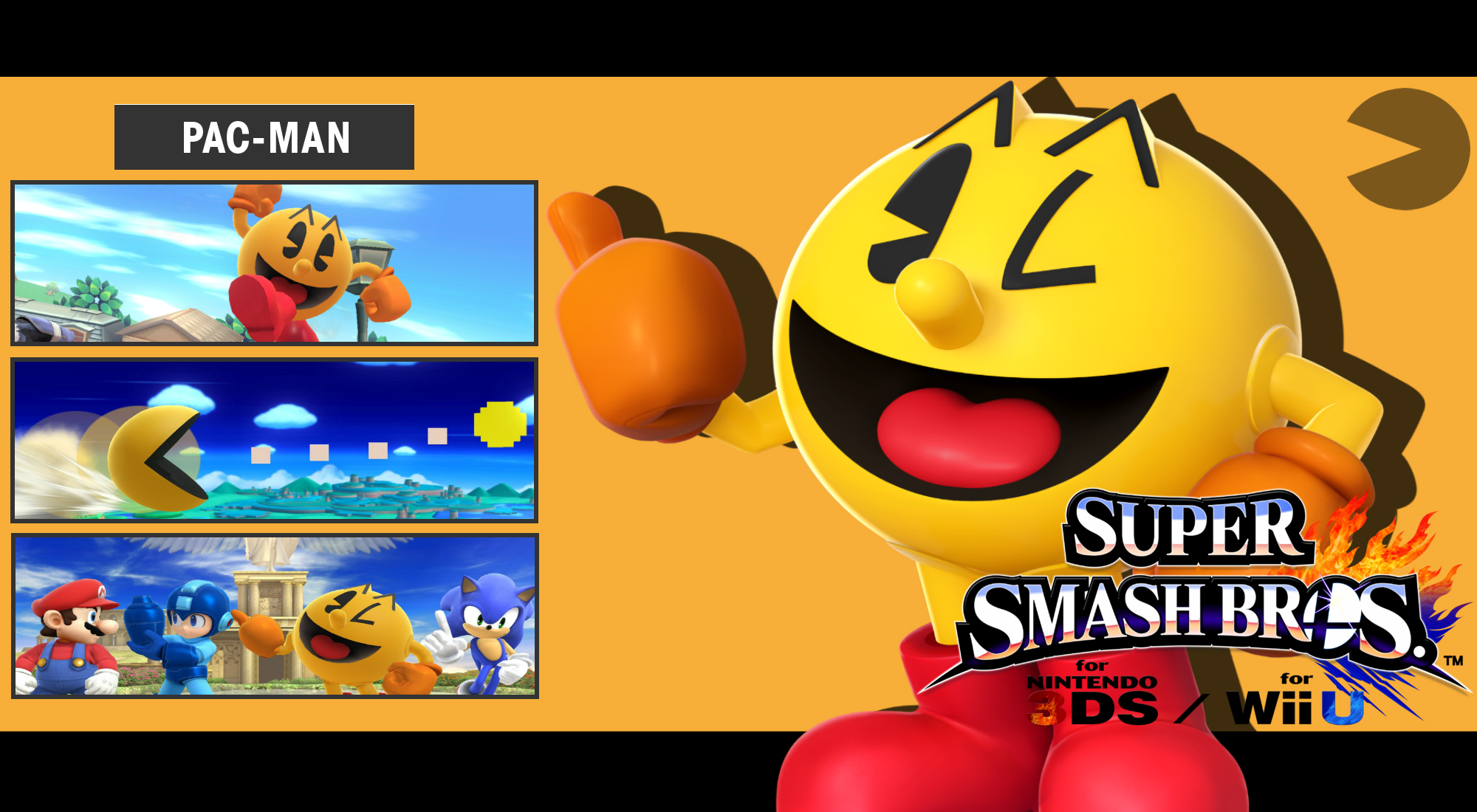 Super Smash Bros 3ds Wallpaper