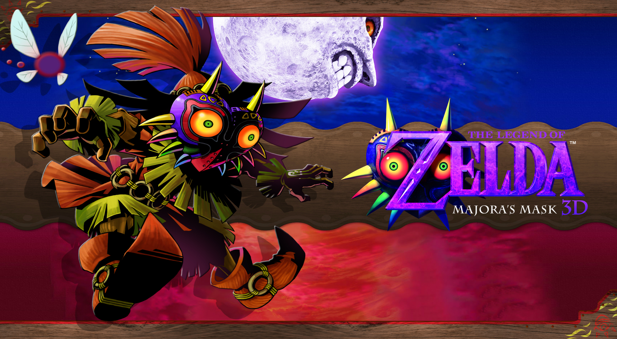 Skull Kid Wallpaper: Skull Kid By DaKidGaming On
