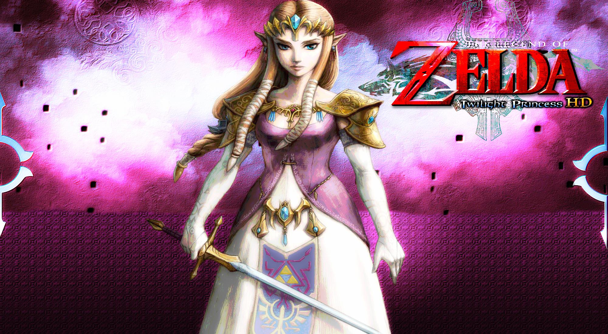 Zelda Twilight Princess Hd Zelda Wallpaper By Dakidgaming On