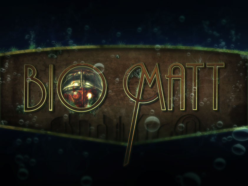 BioShock theme signature by elementj