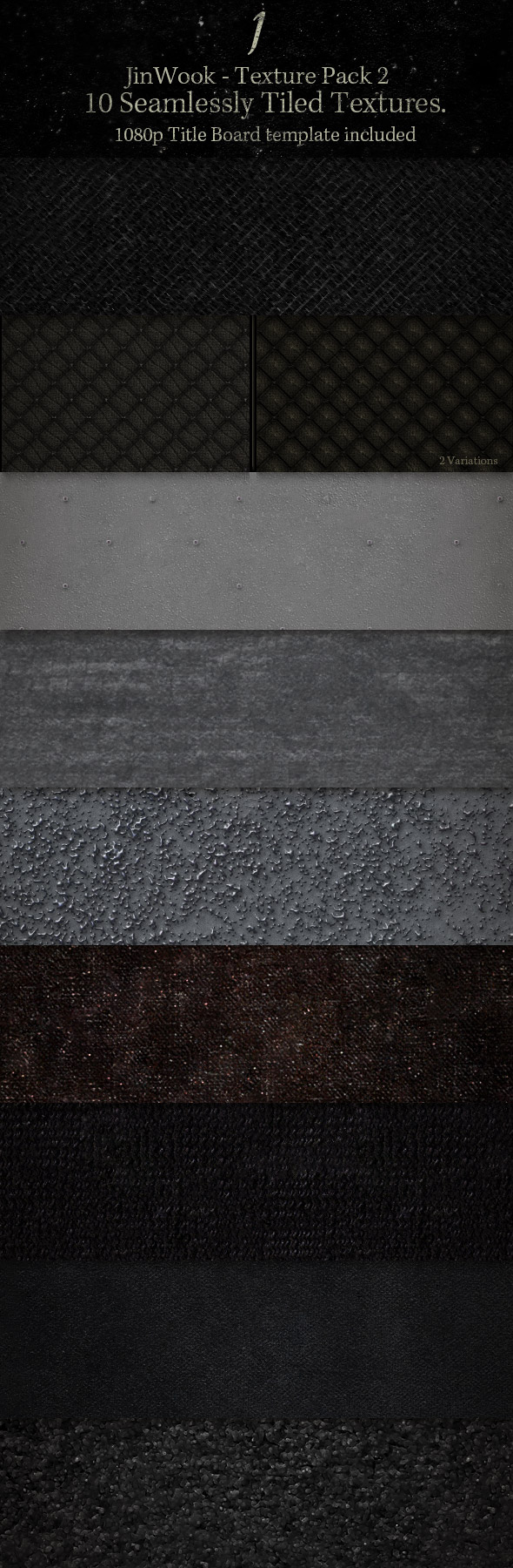 Texture Pack 2 -Prem- by elementj