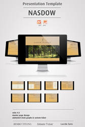 NASDOW - Presentation Template by elementj