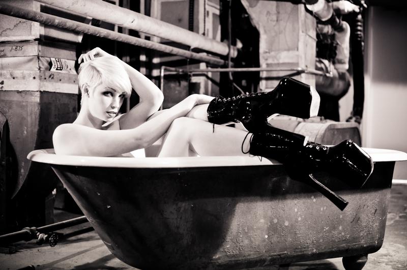 tub by LadyStarDustxx
