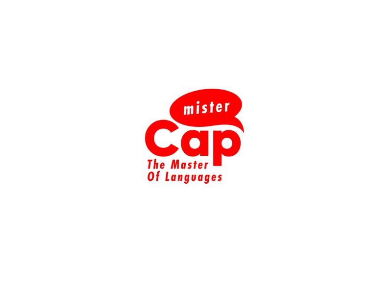 Mister Cap by teamLogomachine