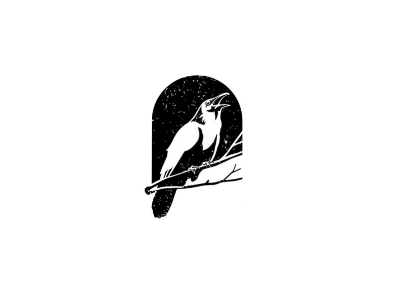 White Crow by teamLogomachine