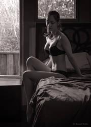bedroom by melannc