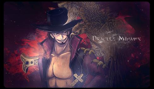 Cambio de puntos por Ryus - Página 2 Dracule_Mihawk_One_Piece_by_Kamishiro_Yuki