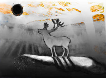 Black Moon by Kamishiro-Yuki