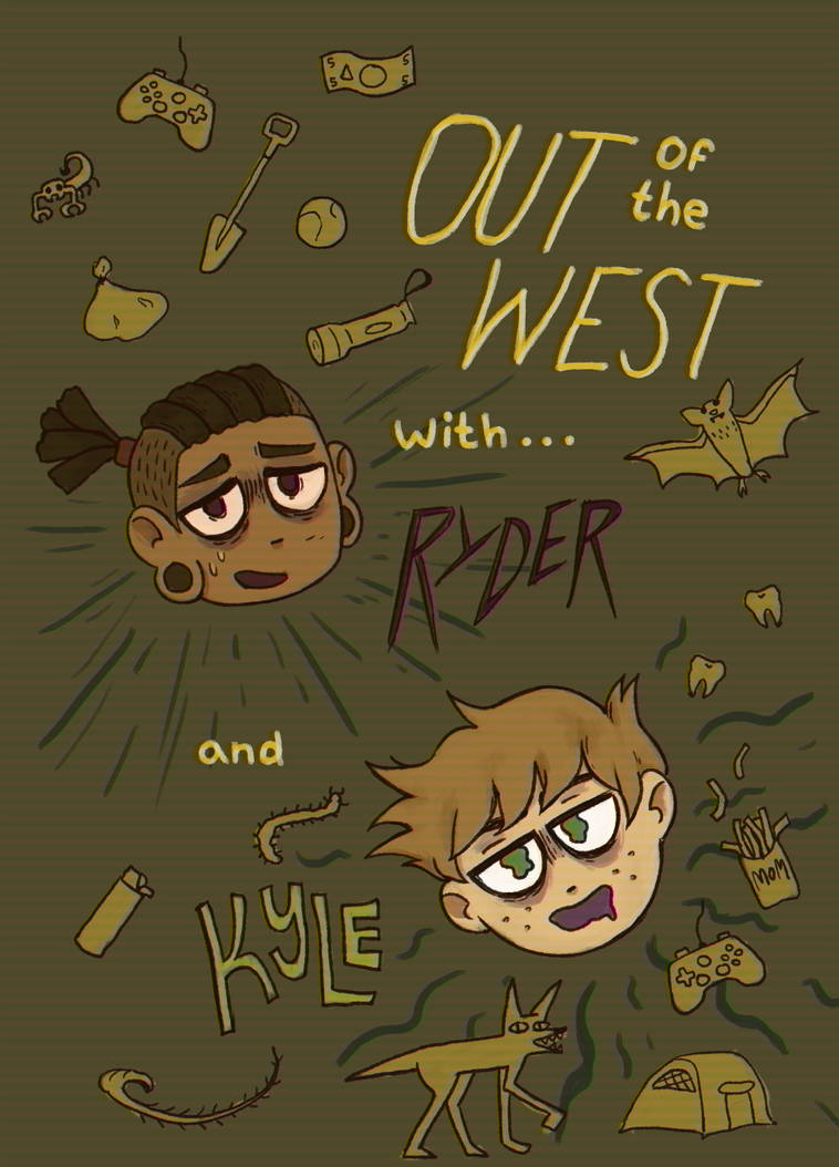 Out of the West by cheapkrabs