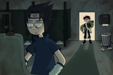 You are my prey, Sasuke Uchiha... by cheapkrabs