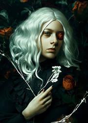 Warflowers by MuseInBlack