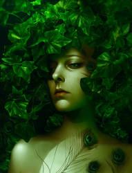 Green Spirit by MuseInBlack