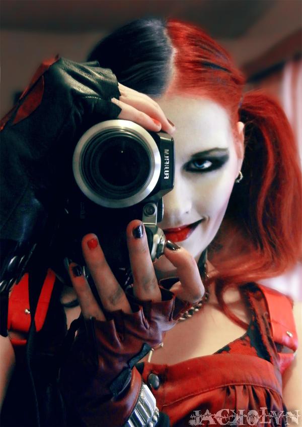 Harley Quinn - ID by Jackolyn