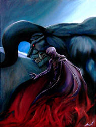 Berserk: Femto and Zodd by Jackolyn