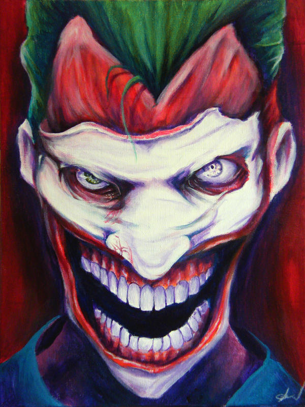 Airbrush Joker Wallpaper: New_52_joker_by_jackolyn-d62x6vb.jpg