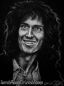Brian May -- Drawing