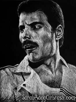 Freddie Mercury Drawing