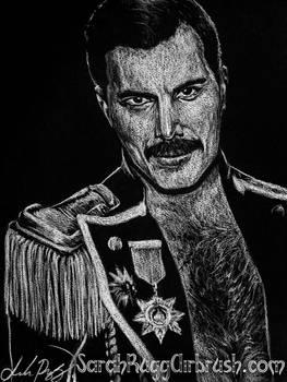 Freddie Drawing