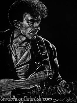 John Deacon Drawing