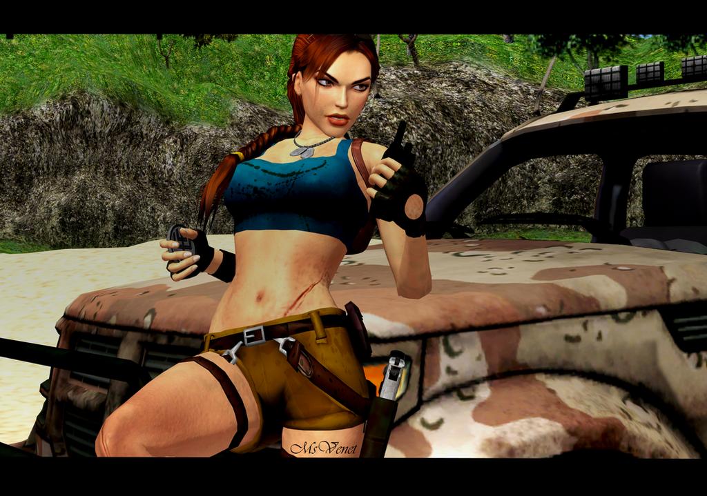 Tomb Raider. Lara,s adventures. by CodaKarasu