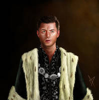 The Road To Awe - King Dean by usarechan