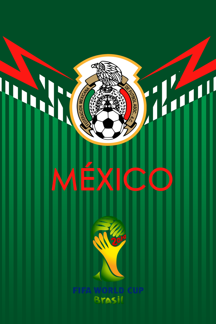 Mexico Soccer iPod Home by gillcw1991 on DeviantArt