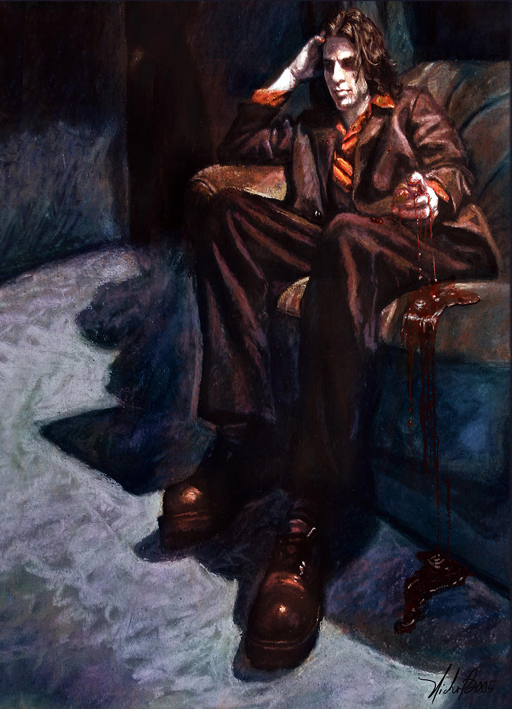 Dracula by artqueen23