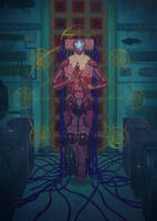 Elder of mind by AlexPodgorniy