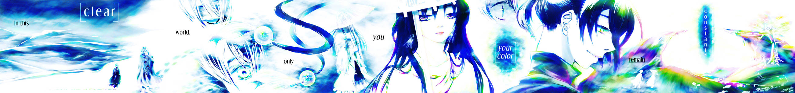 you [your color]