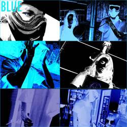 BLUE by FireflyDelilah