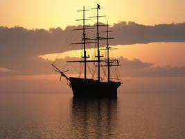 A Ship Will Come ... by flightlevel-380