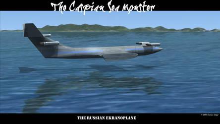 The Caspian Sea Monster