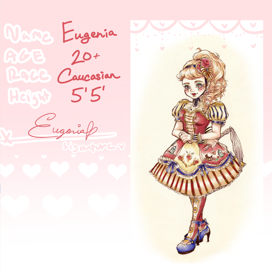 Eugenia Appie by oOCassieOo