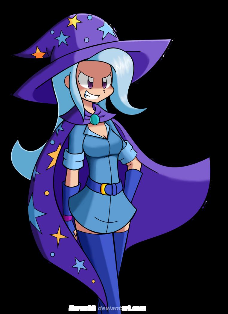 Trixie by Kurus22