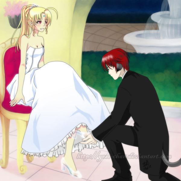 Modern Cinderella by yesi-chan