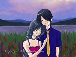Ayame x Camila:  Linaria by yesi-chan