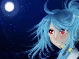 Blue Moon by yesi-chan