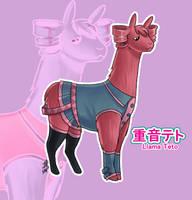 Teto Llama - Meme by yesi-chan