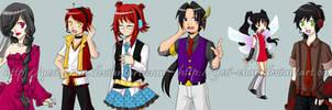 UTAU Rip Sync Models by yesi-chan