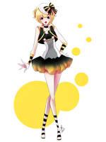 Makune Hachi Fashion by yesi-chan