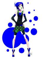 Kikyuune Aiko Fashion by yesi-chan